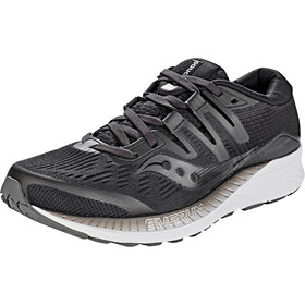 saucony Ride ISO Sko Damer, black